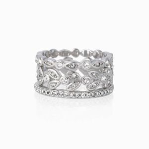 Stella and Dot Claudia Stackable Ring